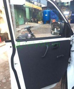 Cửa cabin bên tài Xe tải Suzuki Carry Pro thùng kín Inox 750kg