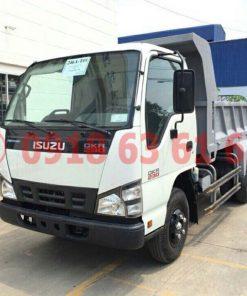 Xe ben Isuzu 2t4 2400kg EURO 4 QKR QKR77F E4