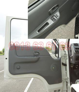 Cửa kính chỉnh điện xe tải SYM 2T