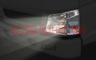 Đèn pha xe tải SYM 2T
