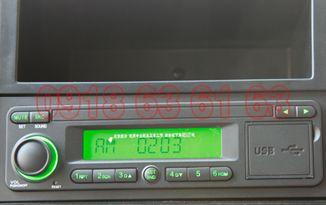 Hệ thống giải trí xe tải SYM 2T