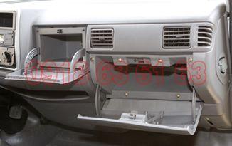 Ngăn đựng đồ dùng - cốp xe tải SYM 2T