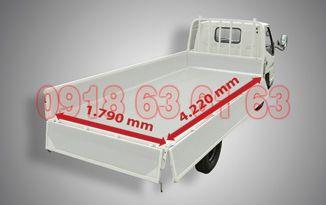 Thùng lửng xe tải SYM 2T