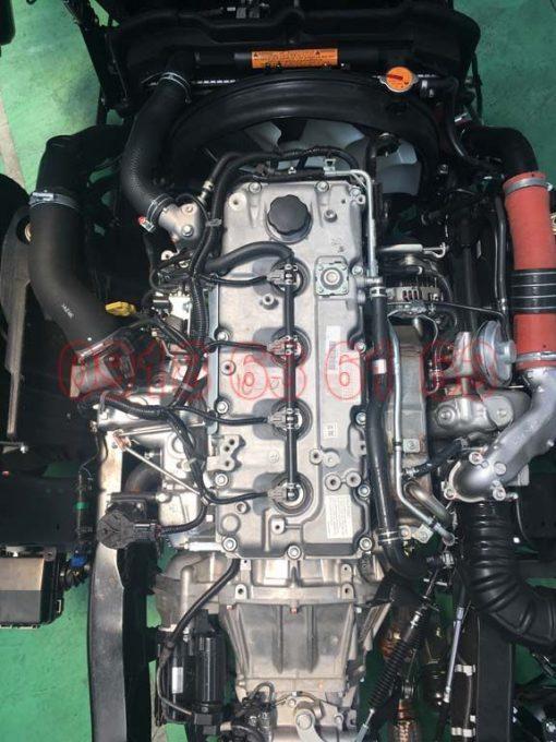 Động cơ 4JJ1E4NC xe tải Isuzu 1T9 nhập đầu vuông NMR NMR85HE4 NMR310