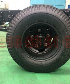 Bánh xe sau 7.00-16 xe tải Isuzu 1T9 nhập đầu vuông NMR NMR85HE4 NMR310