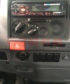 Radio CD DVD xe tải Isuzu 1T9 nhập đầu vuông NMR NMR85HE4 NMR310