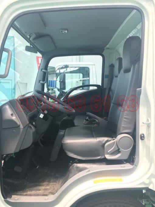 Hình ảnh cabin xe tải Isuzu 1T9 nhập đầu vuông NMR NMR85HE4 NMR310
