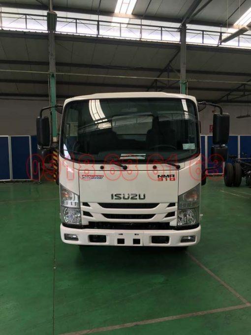 Hình ảnh xe tải Isuzu 1T9 nhập đầu vuông NMR NMR85HE4 NMR310