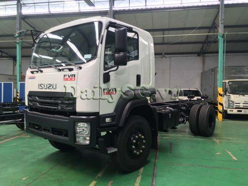 Xe tải Isuzu 8 tấn FVR Euro 4 FVR 900 thùng dài xe chính hãng Isuzu Vietnam