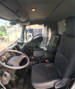 Nội thất rộng rãi Xe tải Isuzu 8 tấn FVR Euro 4 FVR 900 thùng dài xe chính hãng Isuzu Vietnam