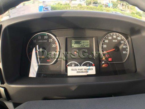 Đồng hồ taplo Xe tải Isuzu 8 tấn FVR Euro 4 FVR 900 thùng dài xe chính hãng Isuzu Vietnam