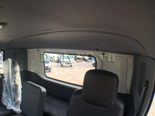 Giường sau Xe tải Isuzu 8 tấn FVR Euro 4 FVR 900 thùng dài xe chính hãng Isuzu Vietnam