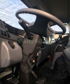 Vô lăng tay lái gật gù Xe tải Isuzu 8 tấn FVR Euro 4 FVR 900 thùng dài xe chính hãng Isuzu Vietnam