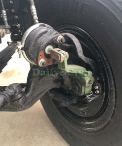 Búp sen thắng hơi lốc kê locked bánh trước Xe tải Isuzu 8 tấn FVR Euro 4 FVR 900 thùng dài xe chính hãng Isuzu Vietnam
